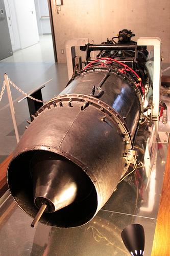 ネ20ターボジェットエンジン