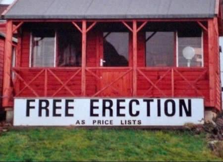 free-erection