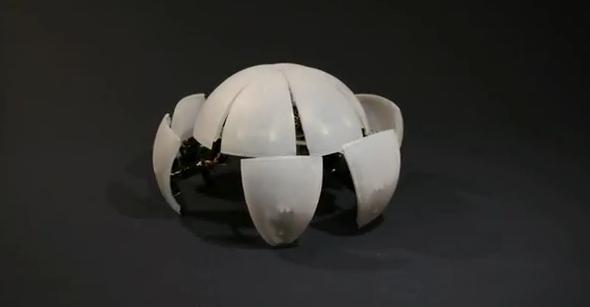 球体ロボット