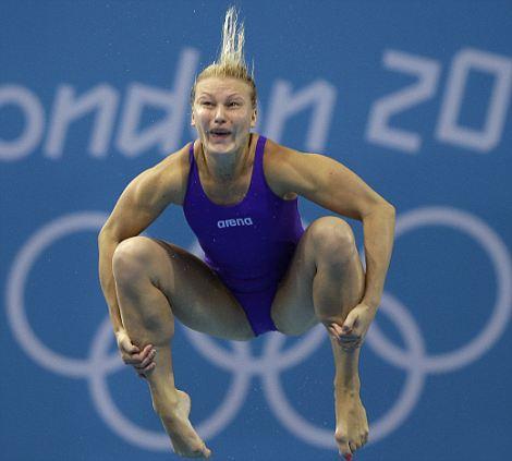 London Olympics Diving